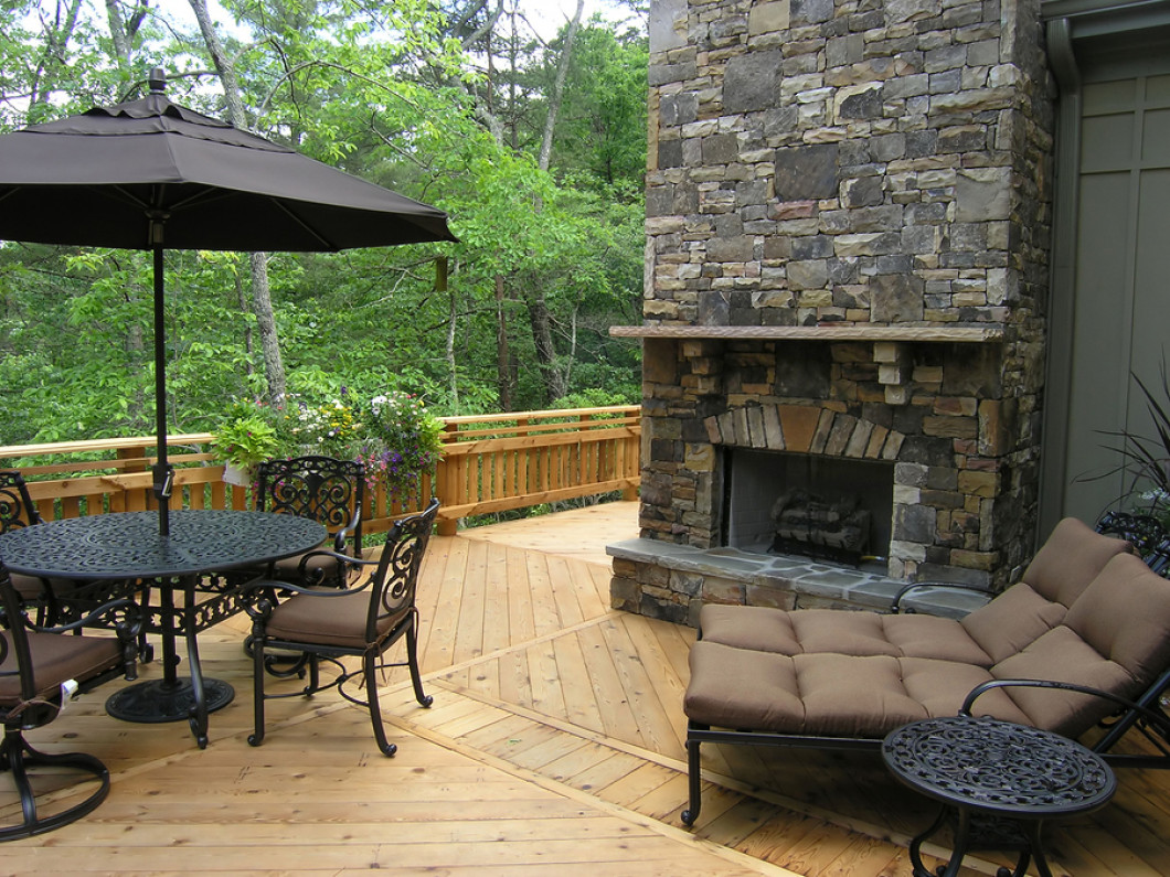 Decks Make The Perfect Outdoor Addition
